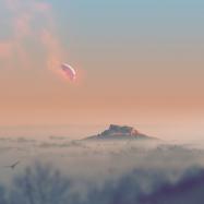 Aliens on Armscliffe Crag
